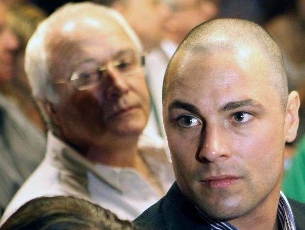 Carl Pistorius, Oscar Pistorius, charge