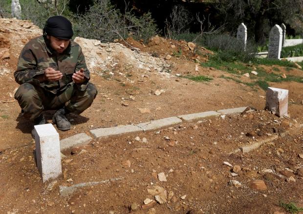 Syria, rebels, attack, government complex