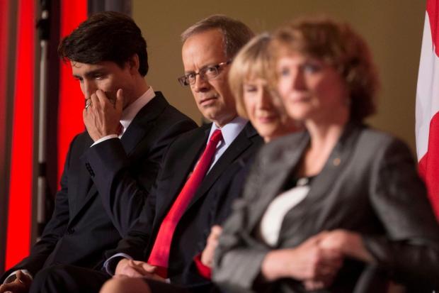 Justin Trudeau Liberal leadership race millionaire