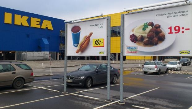 Ikea Swedish meatballs horse meat Czech Republic