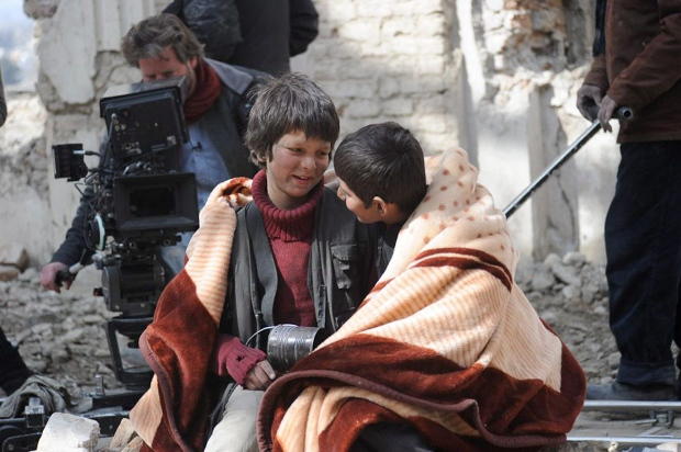 Oscar nomination Afghan actors Buzkashi Boys