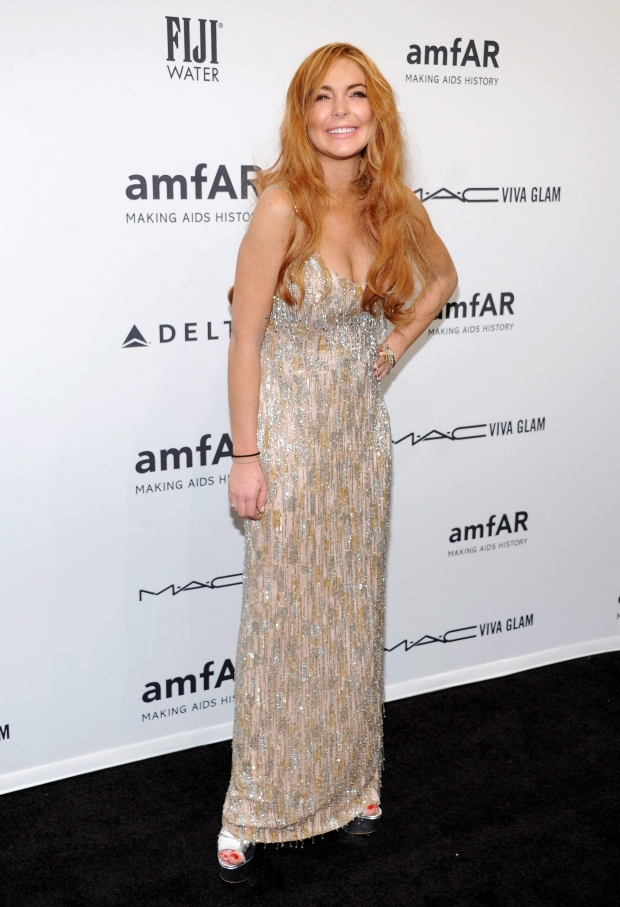 Lindsay Lohan guest star Anger Management