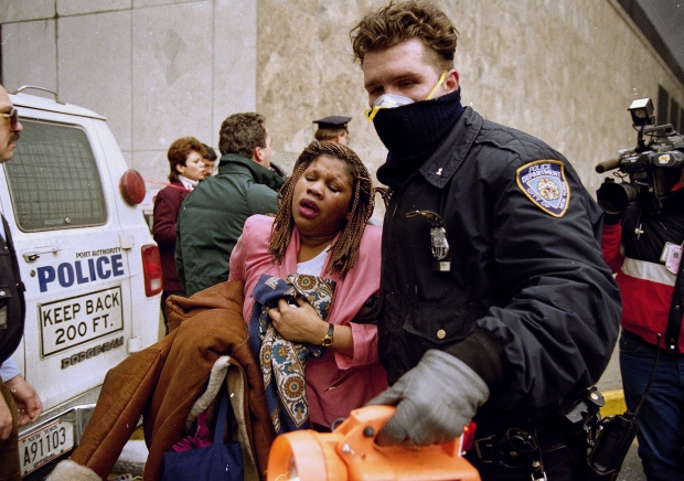 World Trade Center 1993 bombing New York City