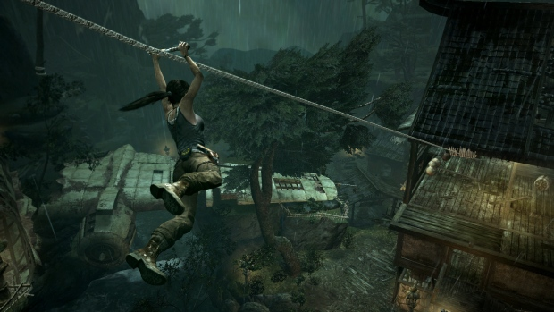 New Lara Croft Tomb Raider video game