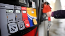 Toronto gas pump