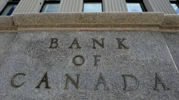 Bank of Canada interest rates