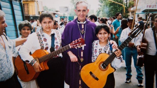 Pope Francis, slum pope, argentina