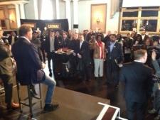 MGM casino career showcase job fair Toronto