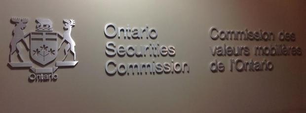 Ontario Securities Commission logo
