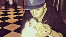 Justin Bieber Monkey