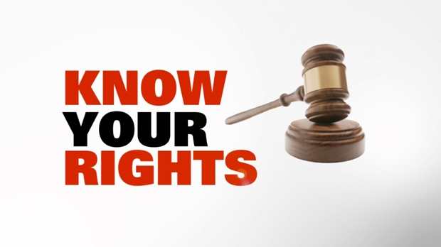 Catch CP24's Know Your Rights with Cam Woolley