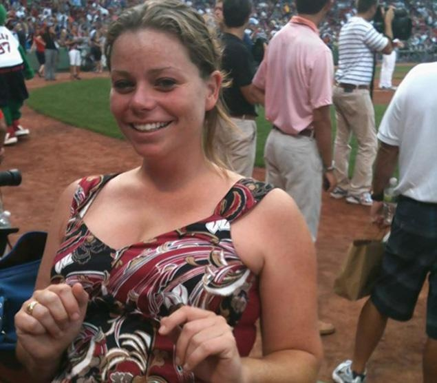 Krystle Campbell, 29, was killed in an explosion at the Boston Marathon on Monday, April 15, 2013. (Facebook)