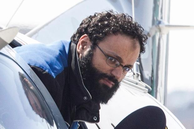 Terror suspect court Chiheb Esseghaier