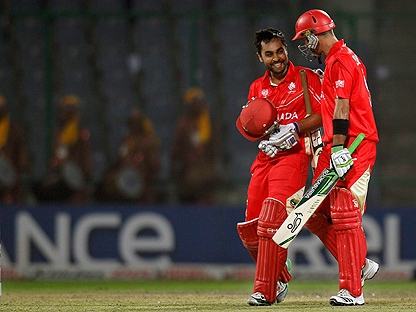 Canada Beats Kenya At Cricket World Cup Cp24 Com