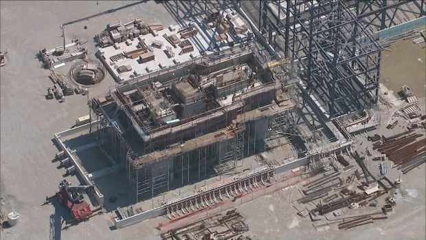 Oakville Mississauga cancelled gas plants