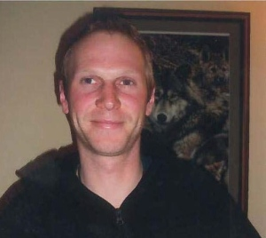 Timothy Bosma, 32, of Ancaster, is seen in this provided photograph.