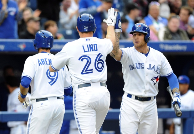 a5f6a1205 Toronto Blue Jays  J.P. Arencibia
