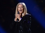 This Oct. 11, 2012 file photo shows singer Barbra Streisand performing at the Barclays Center in the Brooklyn borough of New York. (Photo by Evan Agostini/Invision/AP, file)