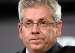 NDP MP Charlie Angus, the party's ethics critic, holds a news conference in Ottawa on Monday, May 20, 2013. (The Canadian Press/Fred Chartrand)