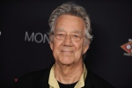 Ray Manzarek attends the Sunset Strip Music Festival VIP party at SkyBar on Friday, Aug. 17, 2012, in West Hollywood, Calif. (Photo by Jordan Strauss/Invision/AP)