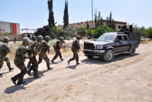 Al Qaeda pressures Syrians