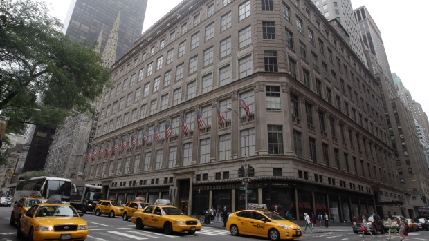 Activist investor pushing for hotel, office conversion of Saks Fifth Avenue flagship