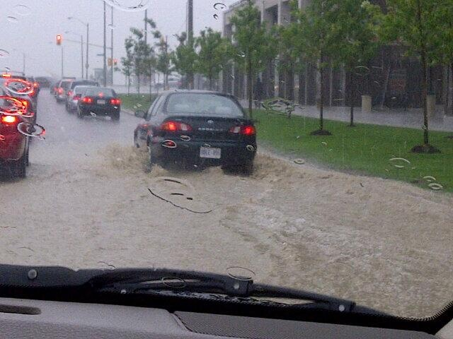 Prepare your brakes for wet weather and thunderstorms that come with summer.