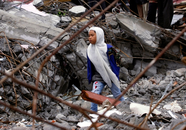 Death toll from earthquake in Indonesia rises