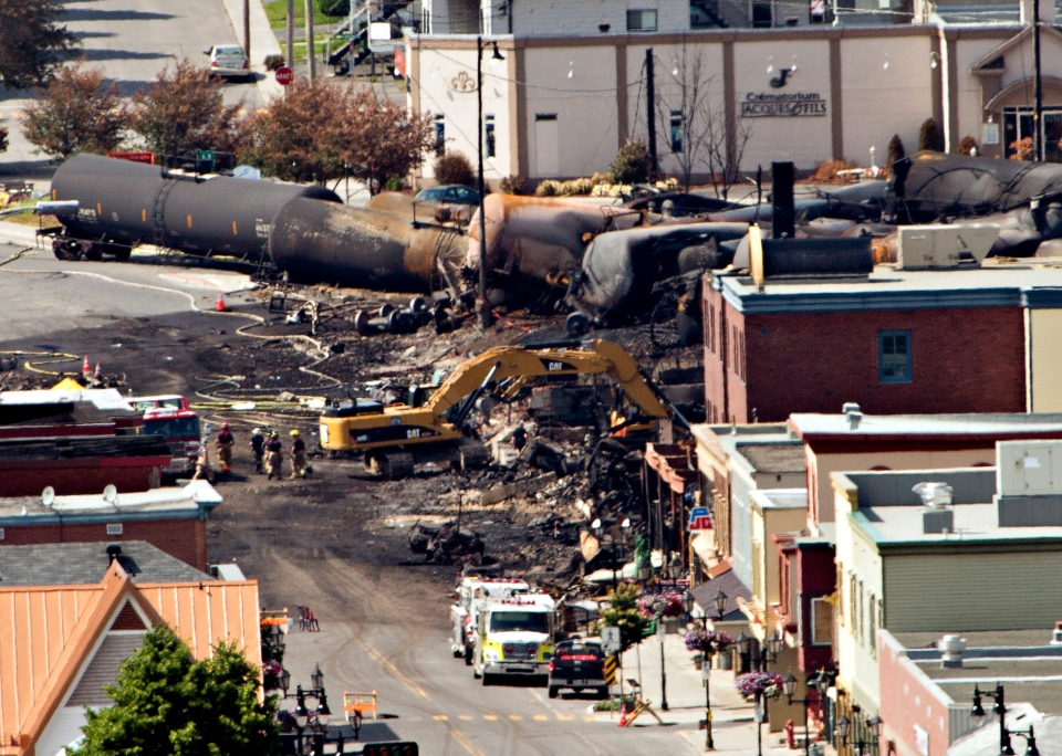13 deaths confirmed in quebec train disaster