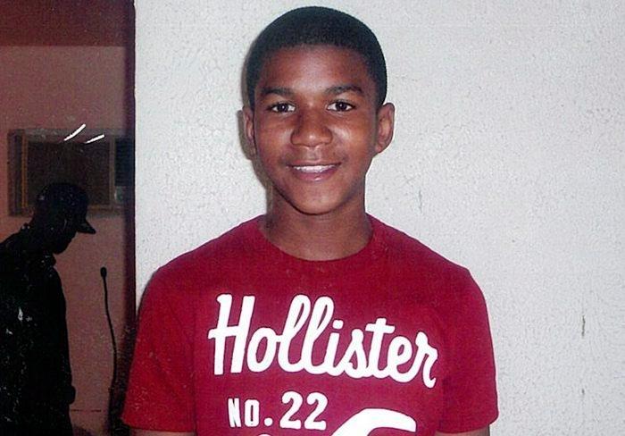 This undated file photo shows Trayvon Martin. (AP / Martin Family)