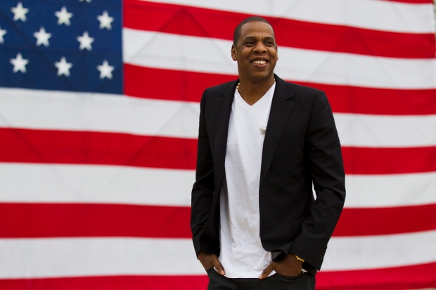 Jay-Z visits original Magna Carta
