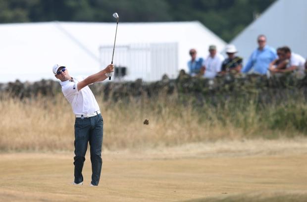 Zach Johnson British Open
