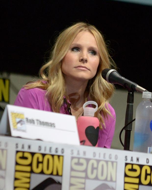 Veronica Mars cast reunites at Comic-con