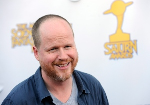 "Joss Whedon, nominated for Best Direction for his film ""Marvel's The Avengers,"" as well as Best Writing for ""Marvel's The Avengers"" and ""The Cabin in the Woods,"" poses at the 39th Saturn Awards at The Castaway on Wednesday, June 26, 2013 in Burbank, Calif. (Chris Pizzello/Invision/AP)"