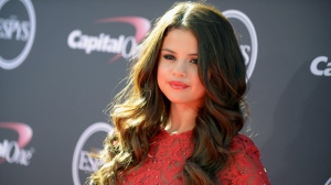 A man has been sentenced to jail time after trespassing on singer Selena Gomez's Los Angeles property.  (Photo by Jordan Strauss/Invision/AP)