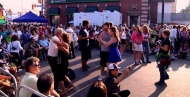 Dancing on the Danforth