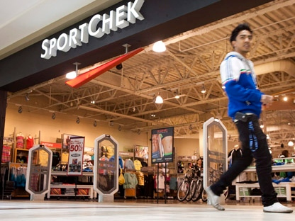 Canadian Tire to pay $771M for Sport Chek owner | CP24 com
