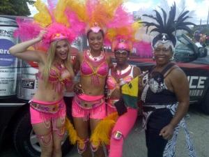 Caribbean Carnival grand parade