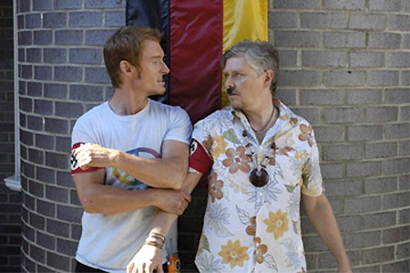 Zack Ward and Dave Foley in Freestyle Releasing's 'Postal'