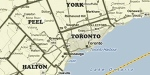 Toronto Real Estate Board Area Maps
