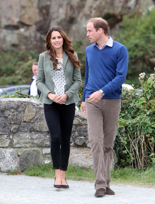 Kate first public appearance since royal birth