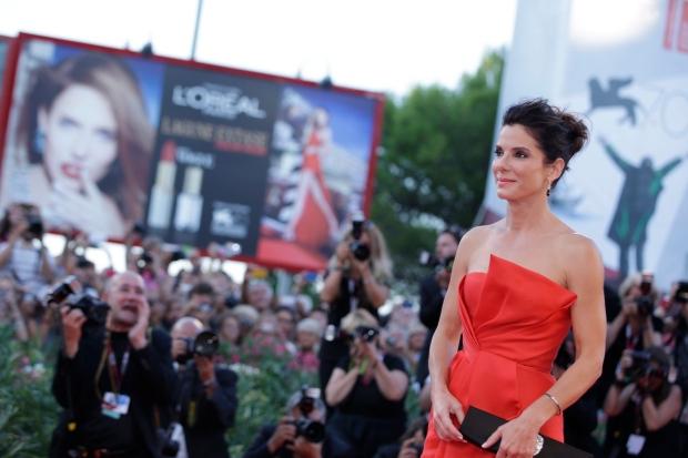 Sandra Bullock Gravity film festival