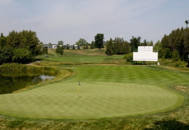 angus glen named pan am games golf venue. Black Bedroom Furniture Sets. Home Design Ideas