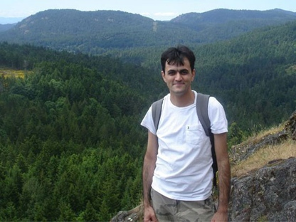 This undated image taken from a Facebook page shows Saeed Malekpour.