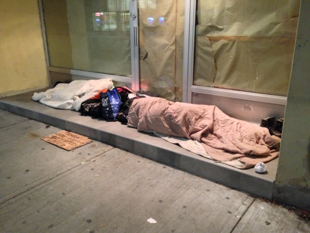 the increasing number of homeless people in toronto canada The national shelter study is the first city of toronto though not all homeless people increase in the total annual number of unique.