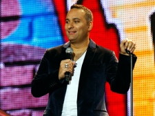 Canadian standup star Russell Peters is shown in a handout photo. (THE CANADIAN PRESS/HO)