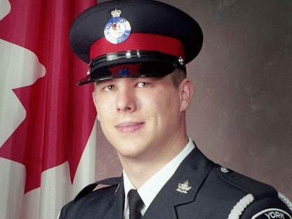 Const. Garrett Styles, 32, was killed in the line of duty on June 28, 2011.
