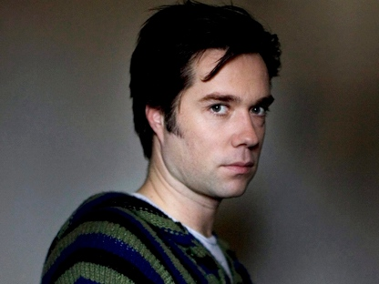 Rufus Wainwright poses for a photo in a Toronto hotel room on Wednesday, March 3, 2010 during a promotional tour. (THE CANADIAN PRESS/Chris Young)