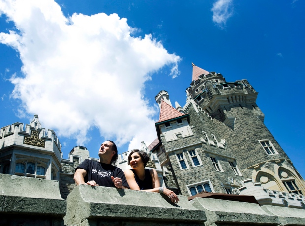 Casa Loma deal would see fine dining