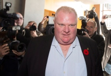 Toronto Mayor Rob Ford radio apology Newstalk 1010